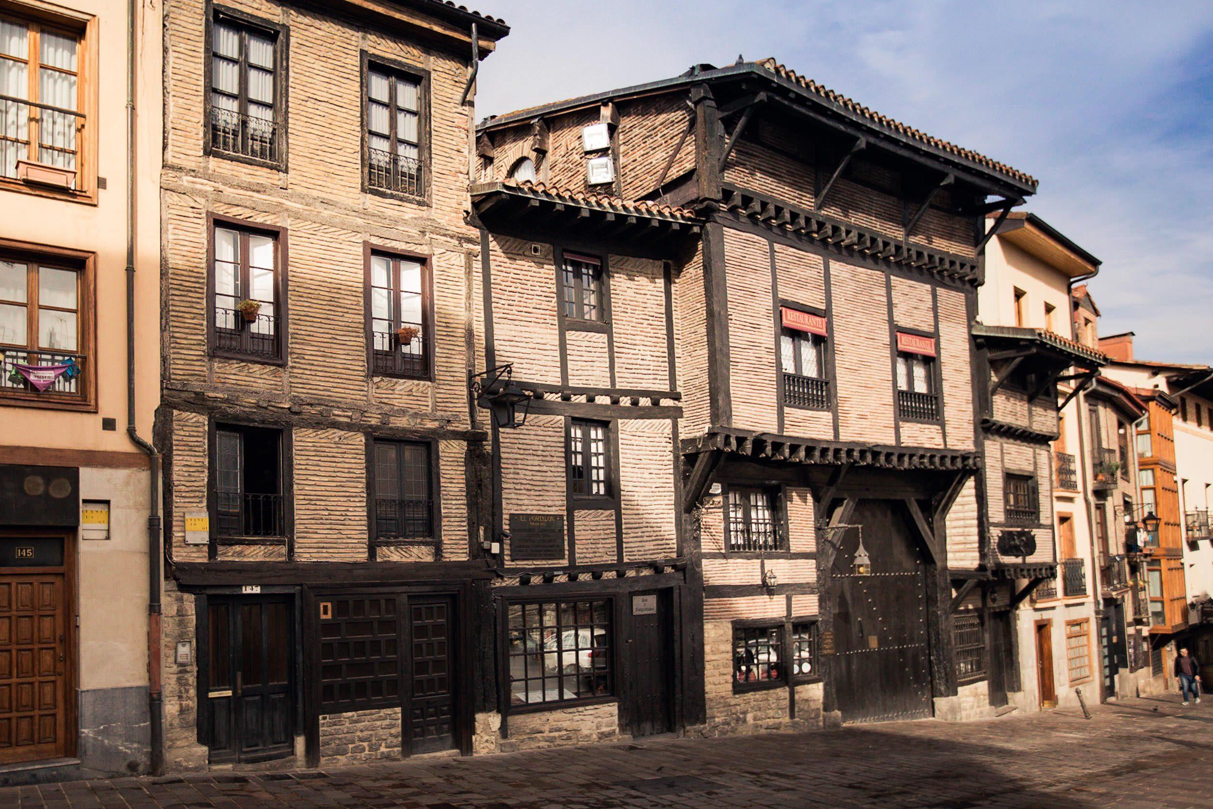 Basque+Country+Food+El+Portalon+Restaurant