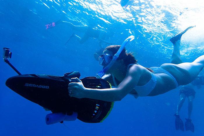 Antigua snorkeling