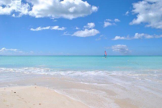 Beach-in-Antigua