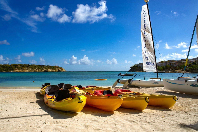 Antigua Beach at Verandah Resort