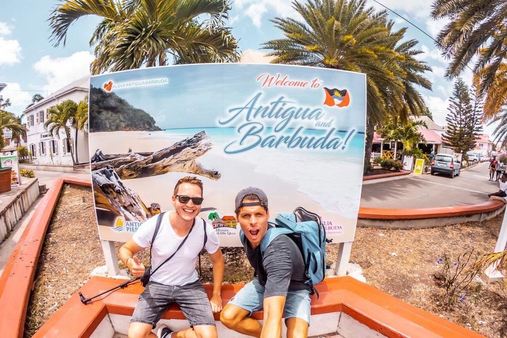 Travel Tom Tom in Antigua