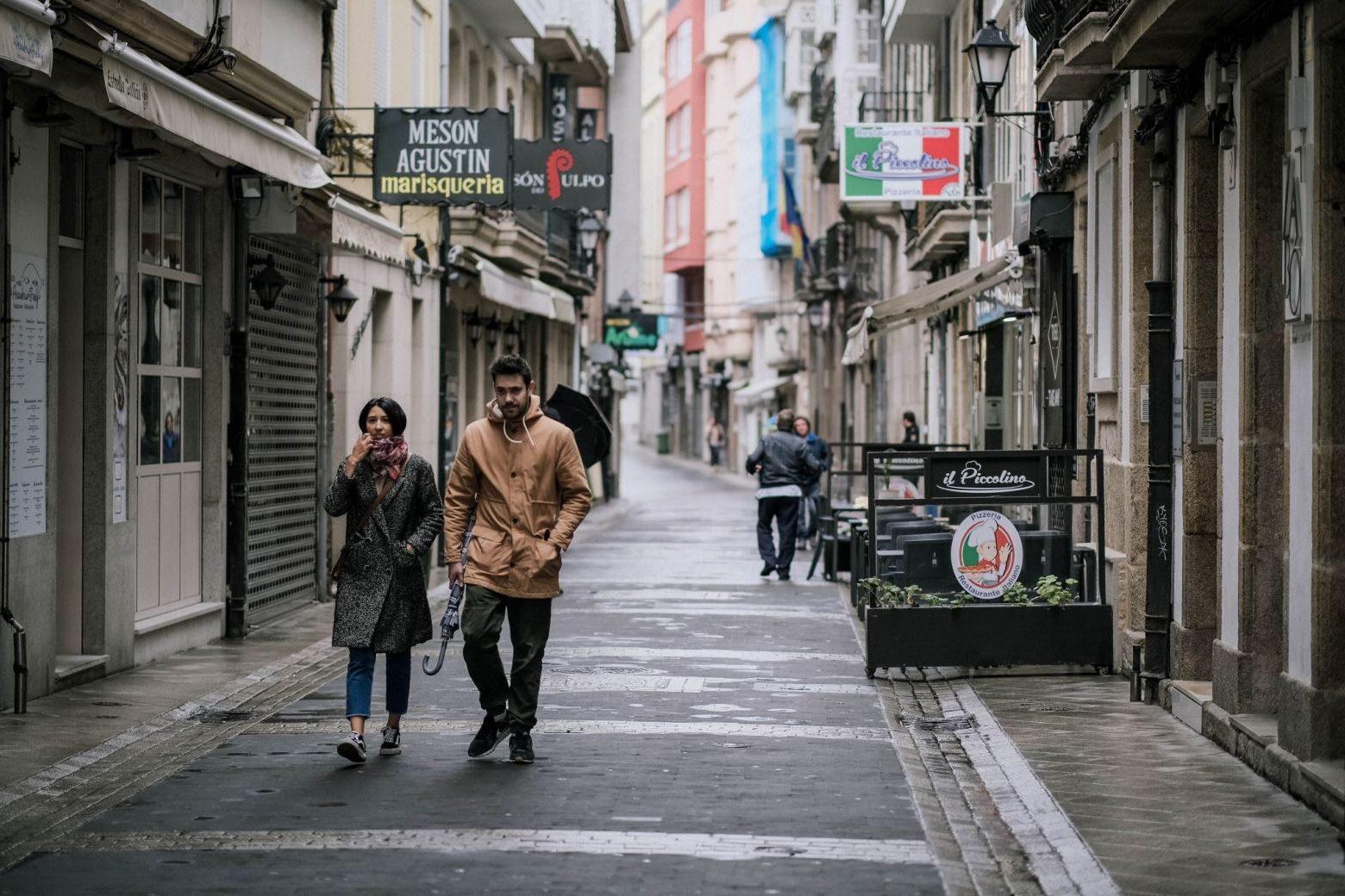 La-coruna-streets-spain