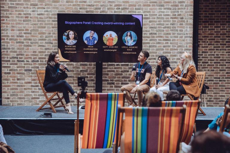 Blogosphere Panel