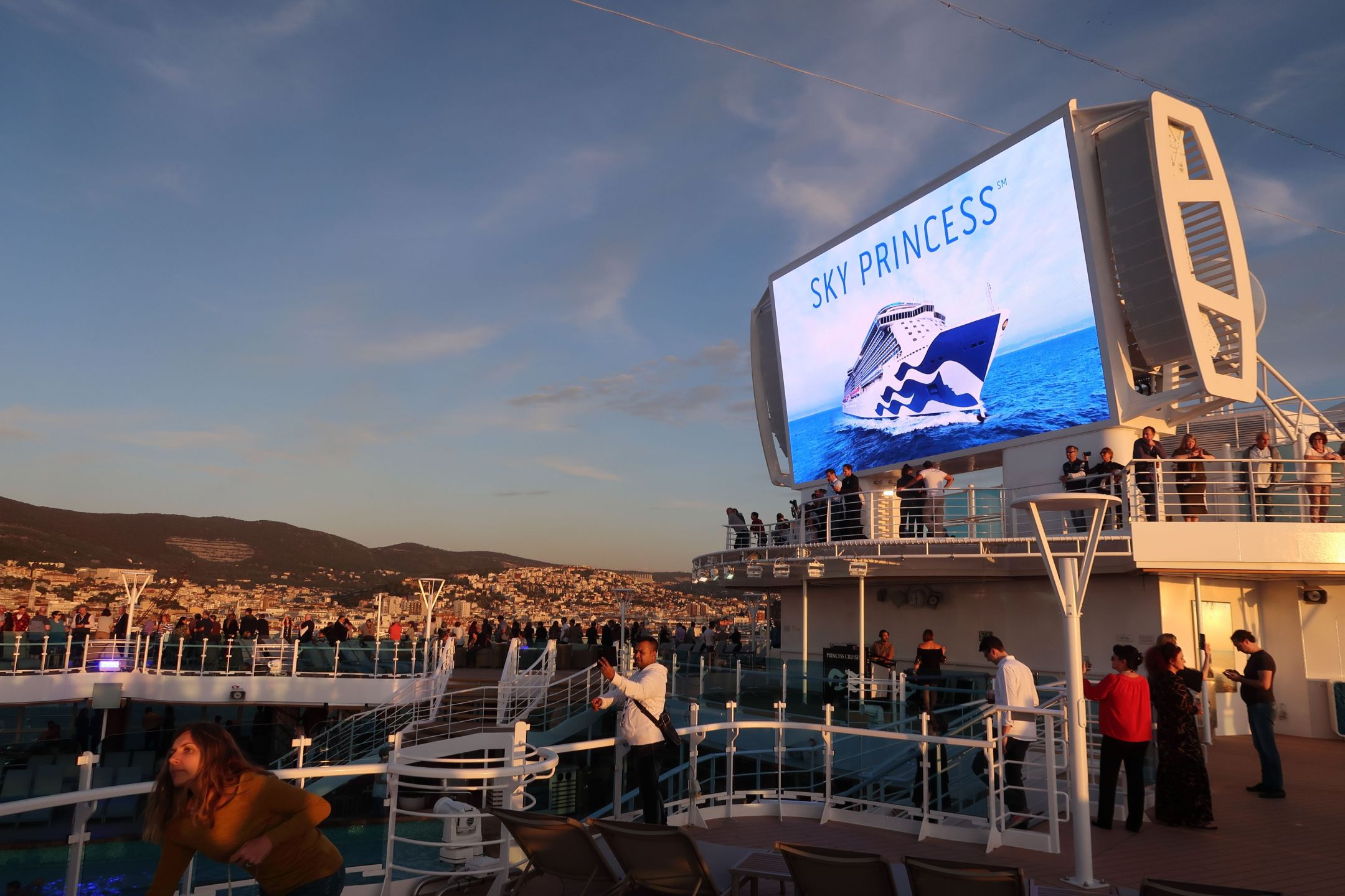 Princess Cruises Sky Princess Cruise