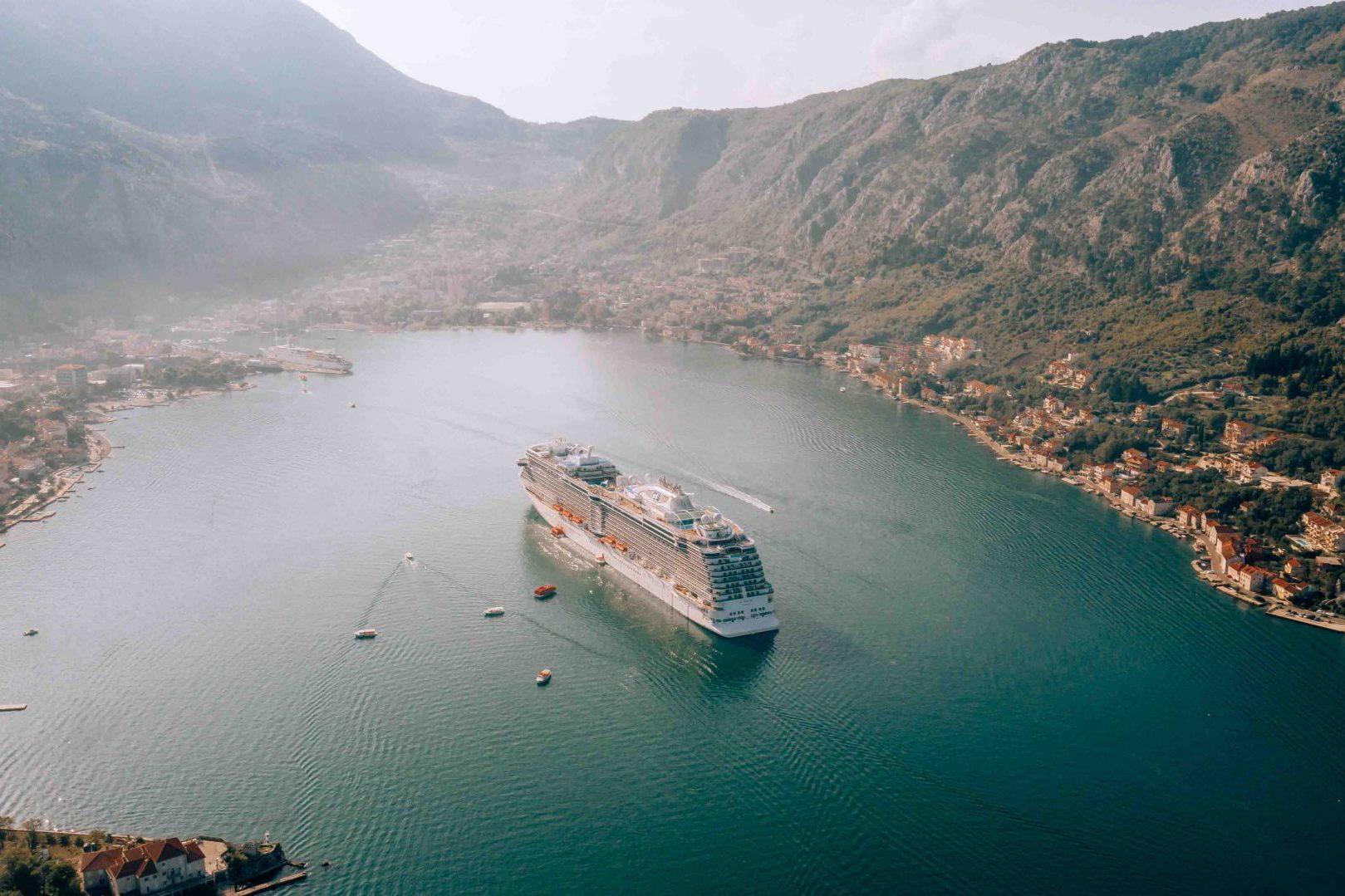 Princess cruises views