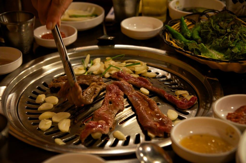 Korean food Adventurous Kate