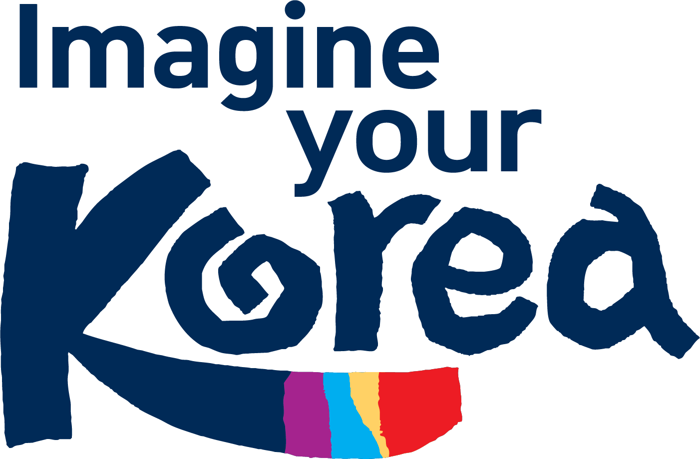 Imagine your Korea Logo
