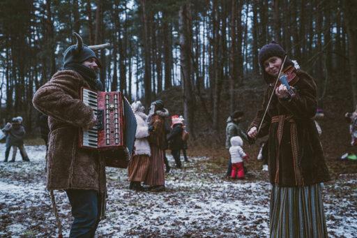 Traditional Latvia