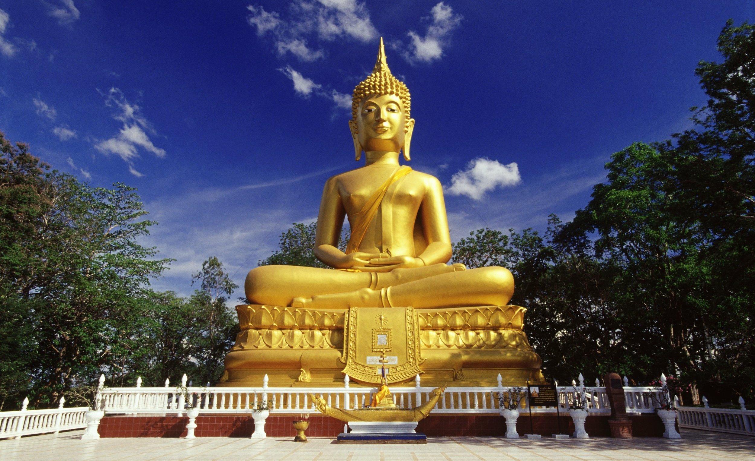 North Thailand Budha