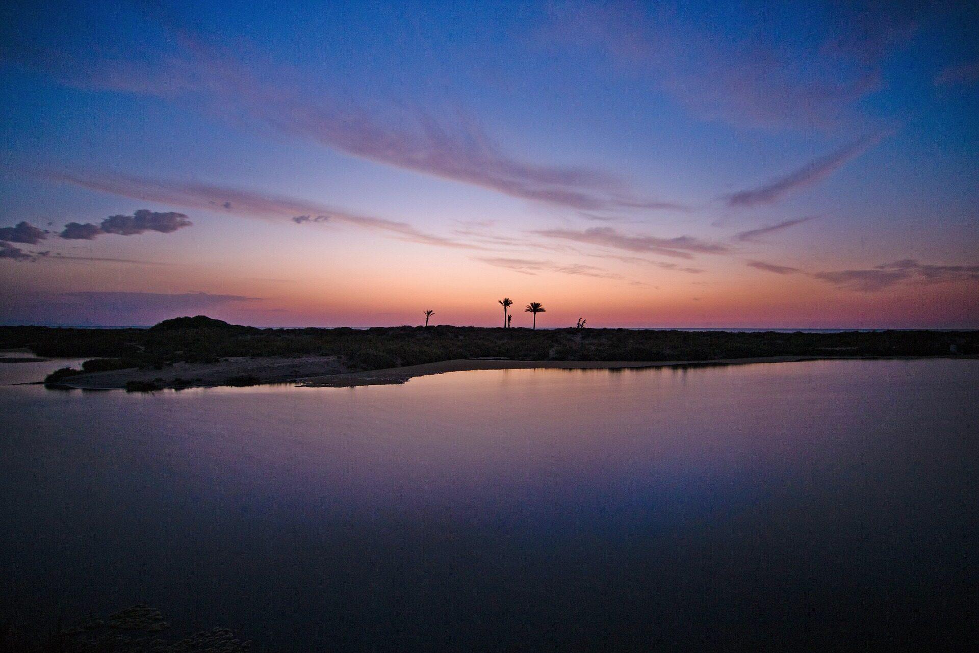 Murcia beach