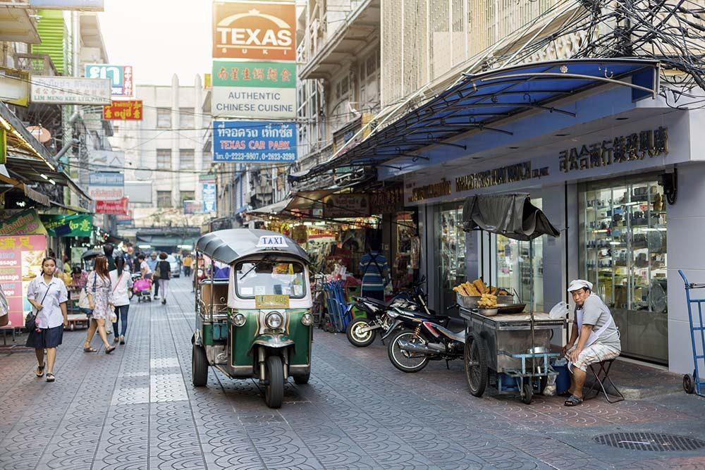 Bangkok Chinatown Ala Jode