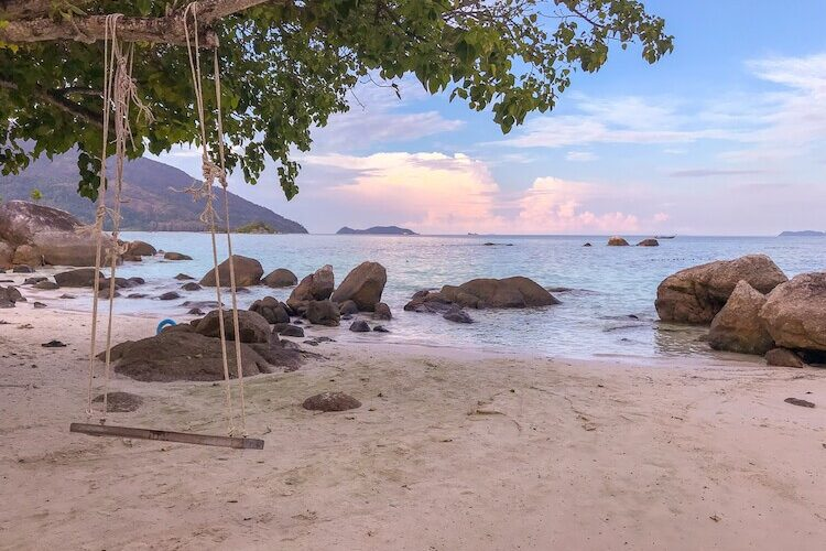 Things to do in Thailand for Couples Sunrise or Sunset by a beach