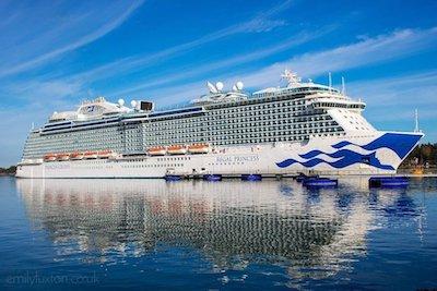 princess cruises sea princess
