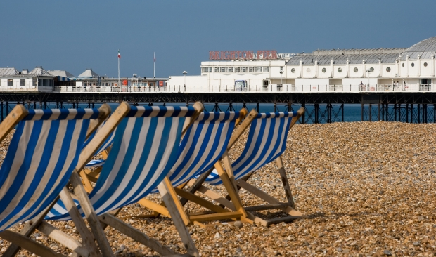 Seaside at Brighton