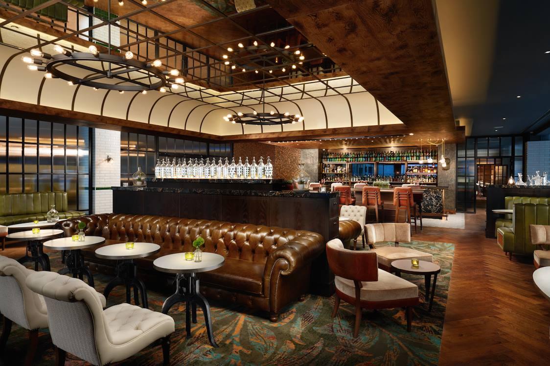Hilton Bankside Bar