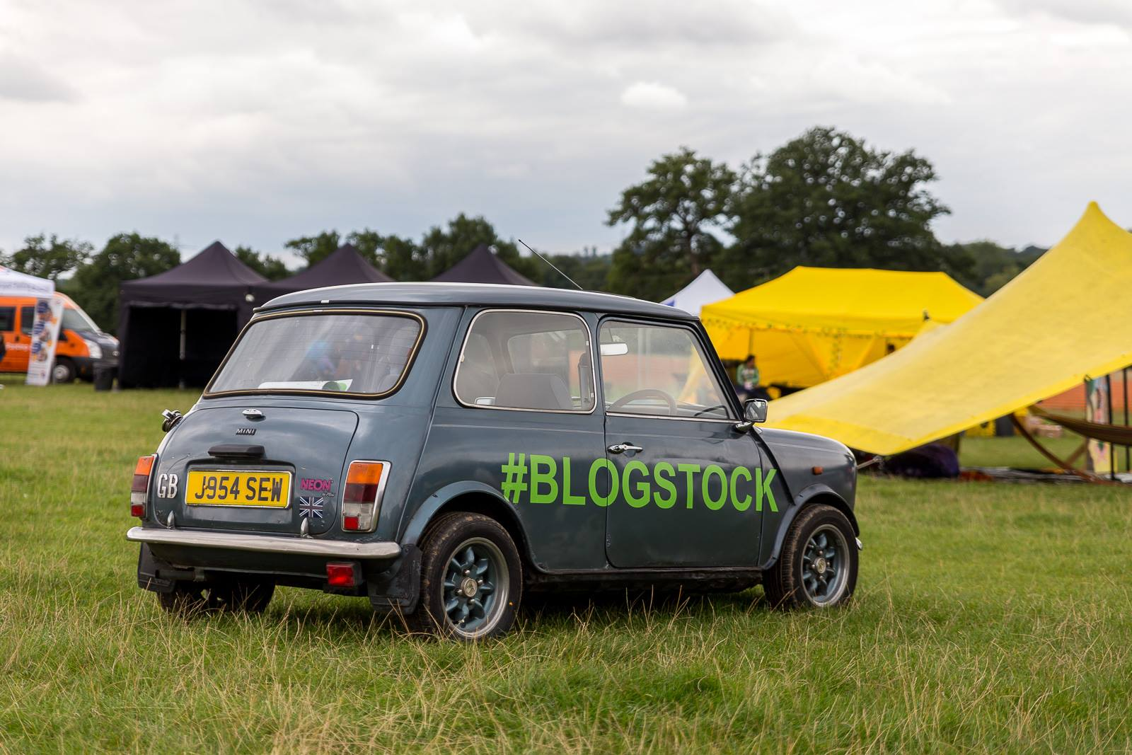 BlogStock car