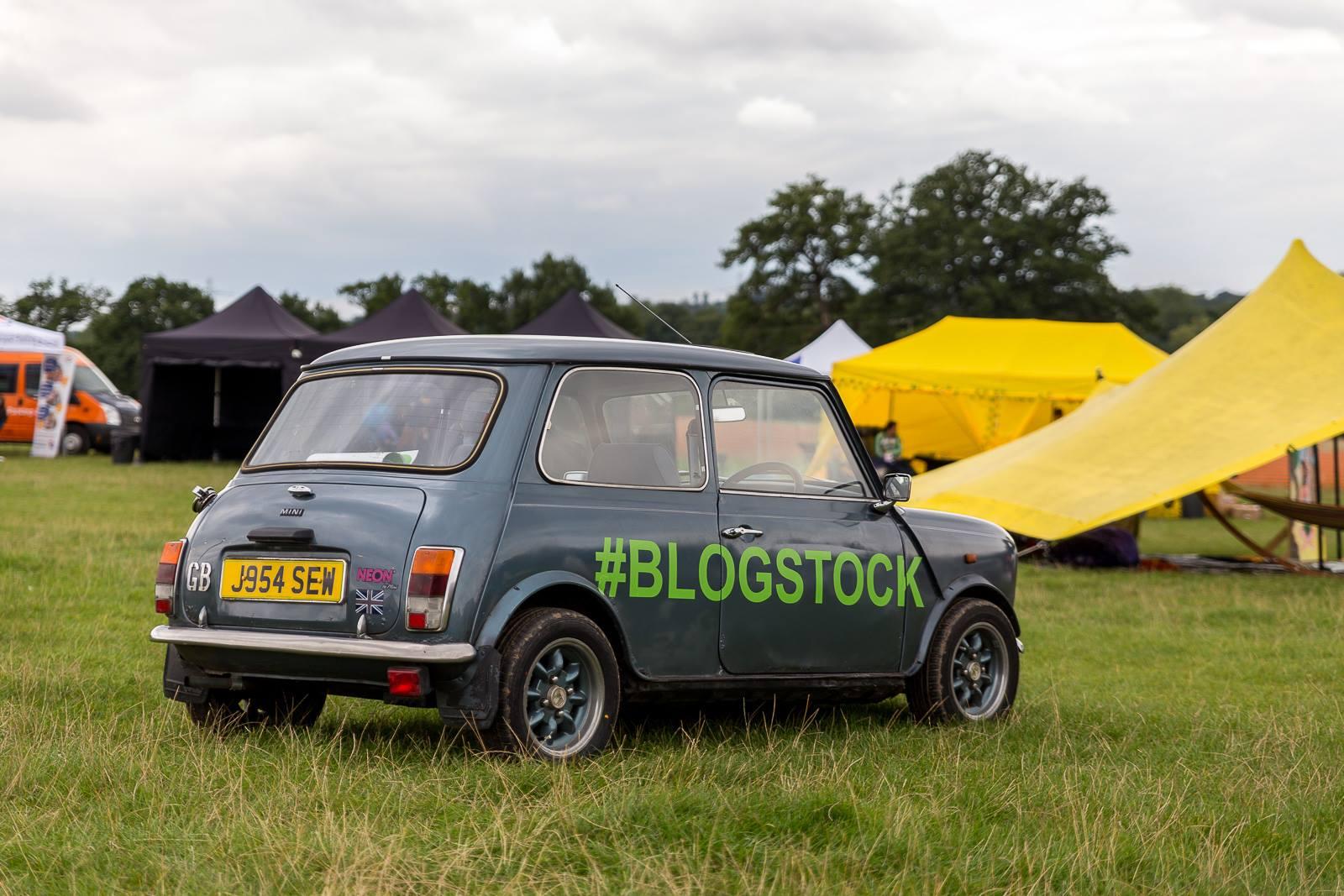 BlogStock car