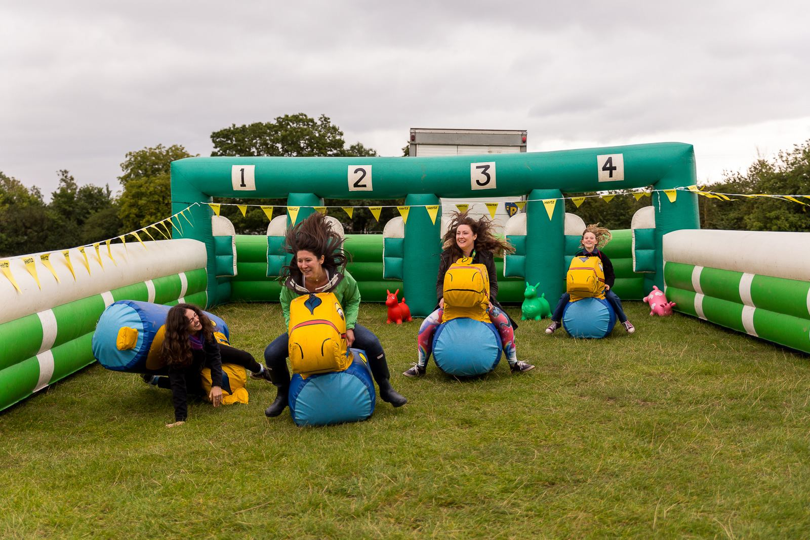 Horse racing BlogStock