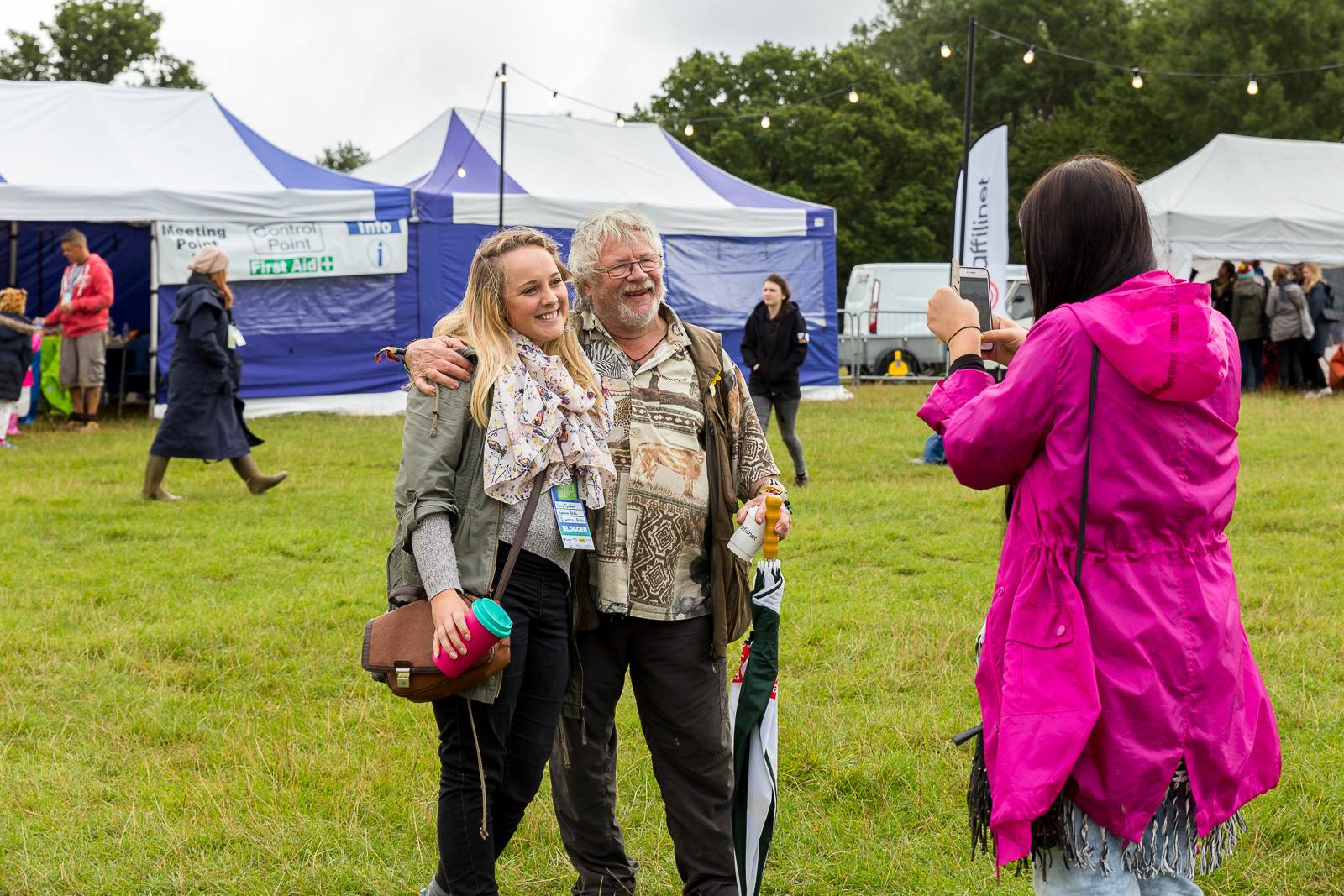 Bill Oddie BlogStock