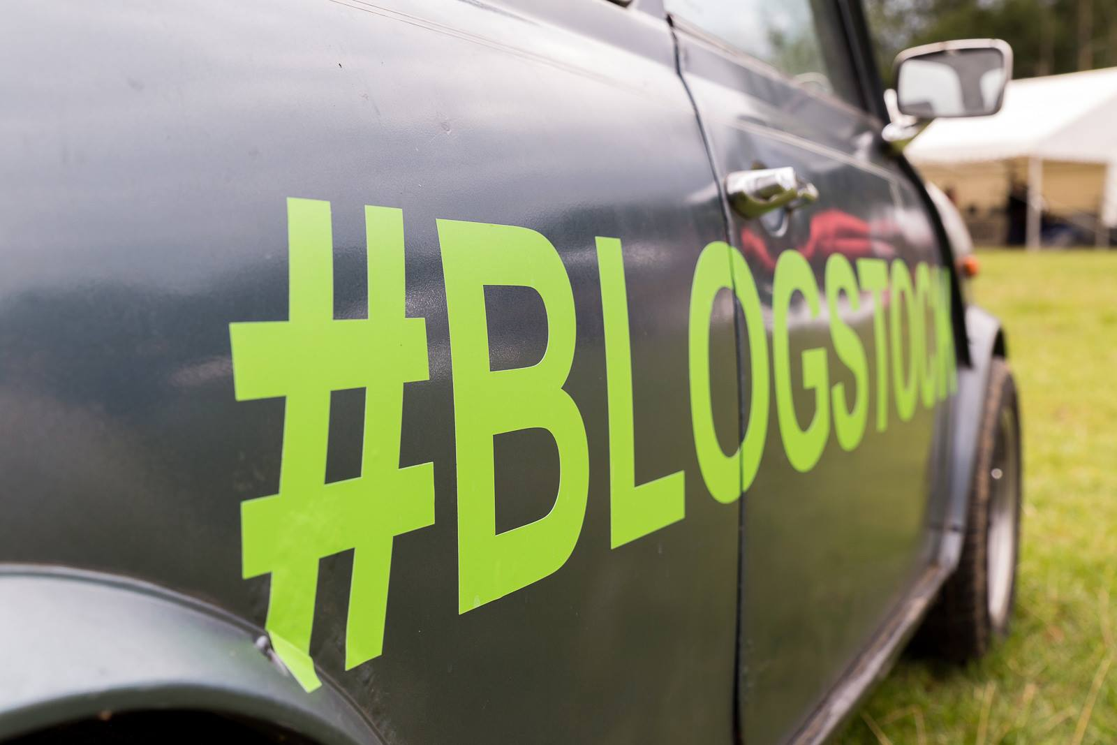 BlogStock car close up