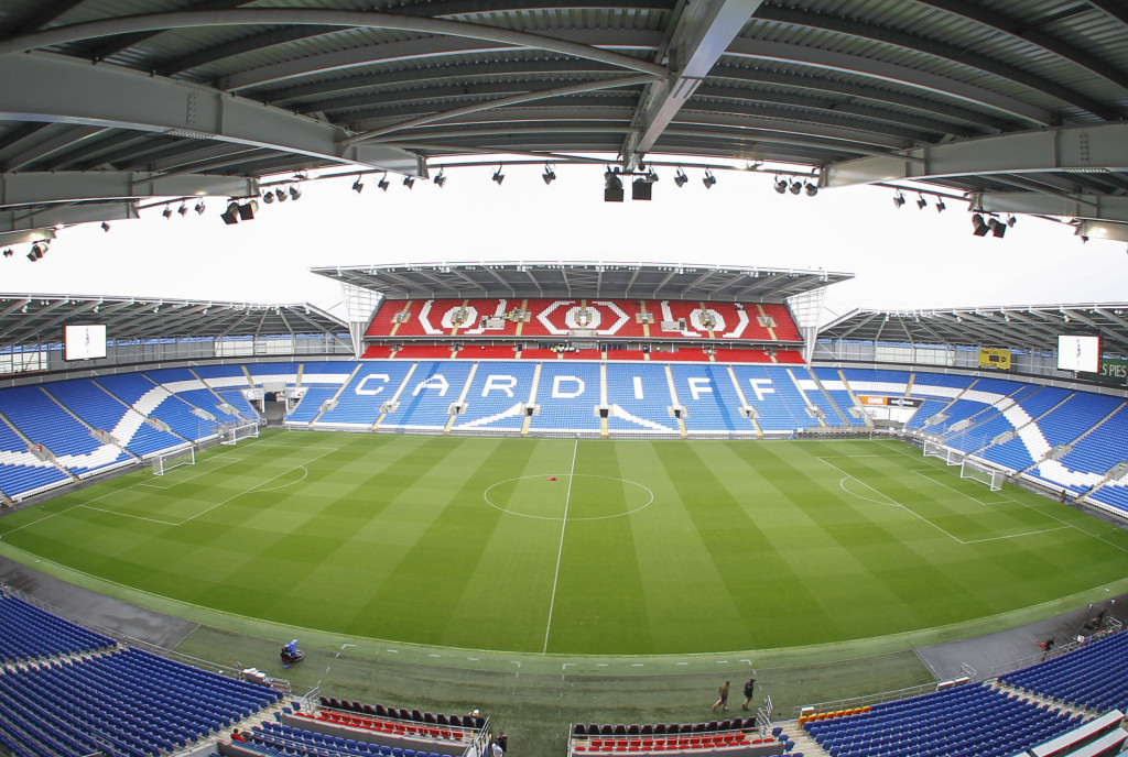 The Cardiff City Stadium