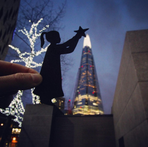 star on shard paperboyo